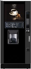CRANE Merchandising Systems Frischbrühkaffee Euromodell 2