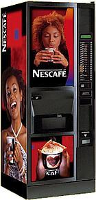 Servomat Steigler Kaffee- Spezialitäten- Maschine Modell Nescafe Luce
